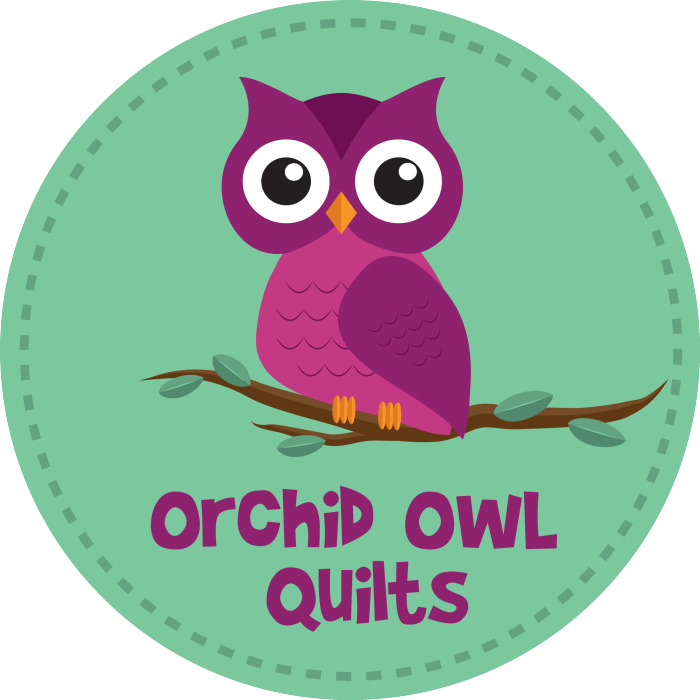 Orchid Owl Quilts - Quilts by Vicki Ruebel